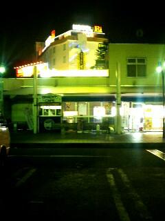 深夜の第三京浜
