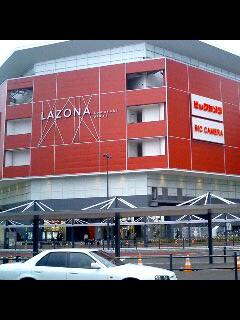 川崎のショッピングモール・ラゾーナ