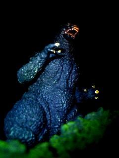 怪獣王ゴジラ
