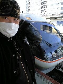 いま名古屋です。