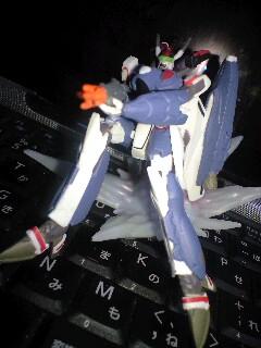 『VF-25Fメサイア』の勇姿!