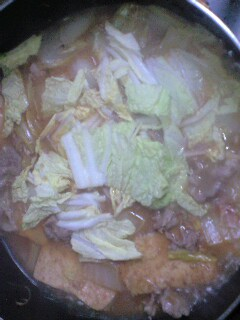 豆腐鍋(風)