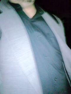 シャツとジャケット