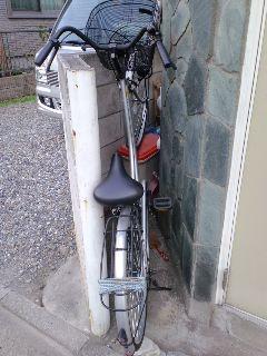 駐輪スペース?