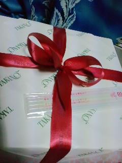 誕生日プレゼント〜箱の中身は?