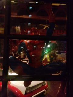 ハロー、スパイダーマン!