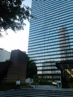 西新宿で会議
