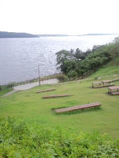 鹿児島行き、浜名湖