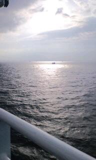 船旅が良いです