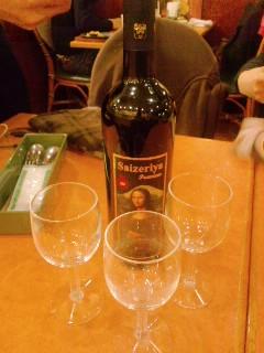 サイゼリヤのワイン